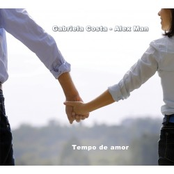 Gabriela Costa / Alex Man - Tempo de amor - CD Digipack