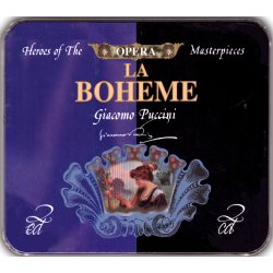 Giacomo Puccini - La Boheme - 2CD