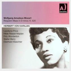 Wolfgang Amadeus Mozart - Requiem Mass in D minor, K.626 - CD