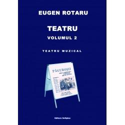 Eugen Rotaru - Teatru vol. 2 Teatru muzical