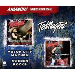 Ted Nugent - Motor City Mayhem / Sweden Rocks - 2CD
