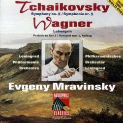 Piotr Ilyich Tchaikovsky / Richard Wagner - Symphony no.5 / Lohengrin - SBM Gold CD