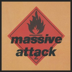 Massive Attack - Blue Lines - CD