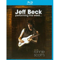 Jeff Beck - Performing This Week... Live at Ronnie Scott's - Blu-ray