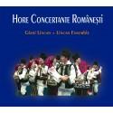 Giani Lincan / Lincan Ensemble - Hore Concertante Româneşti - CD digipack