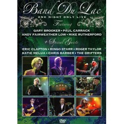Band Du Lac - One Night Only - DVD