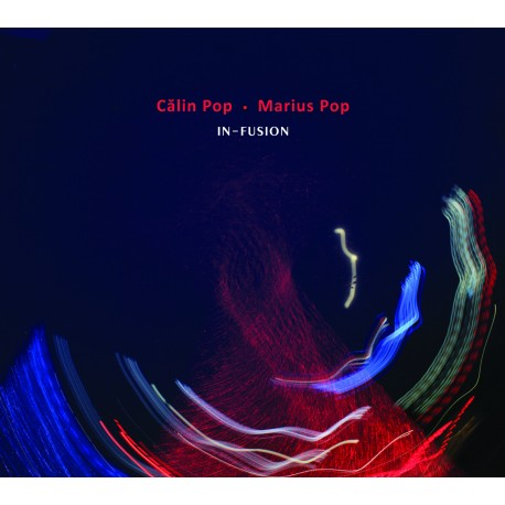 Calin Pop / Marius Pop - In-Fusion - CD Digipack
