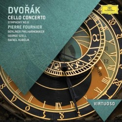 Antonín Dvořák - Cello Concerto / Symphony No.8 - CD