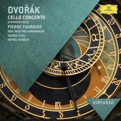 Antonín Dvořák - Cello Concerto / Symphony No.8 - CD