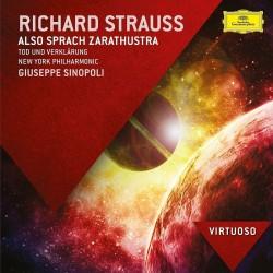 Richard Strauss - Also Sprach Zarathustra / Tod Und Verklarung - CD