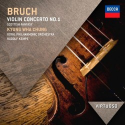 Max Bruch - Violin Concerto No.1 / Scottish Fantasy - CD