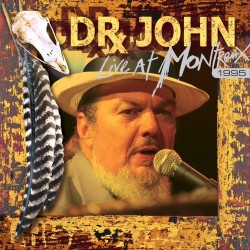 Dr. John - Live At Montreux 1995 - CD