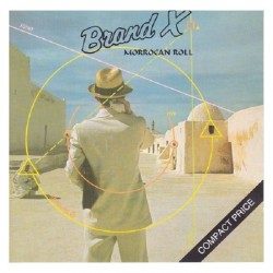 Brand X - Moroccan Roll - CD