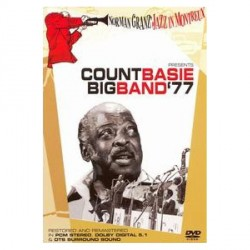 Count Basie Big Band - Live In Montreux 1977 - DVD