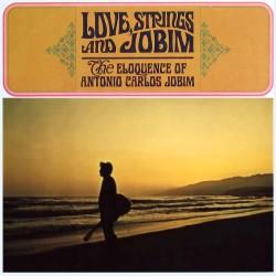 Antonio Carlos Jobim - Love, Strings & Jobim - CD