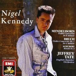 Nigel Kennedy - Bruch/Mendelssohn - Violin Concertos - CD