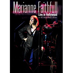 Marianne Faithfull - Live In Hollywood 2005 - DVD+CD