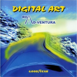 Digital Art - Ro-ad Ventura - CD