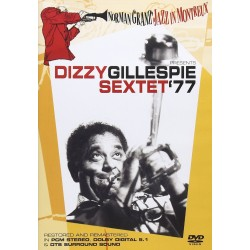 Dizzy Gillespie / Sextet '77 - Live In Montreux - DVD