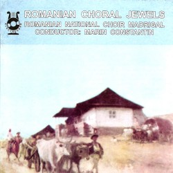 Madrigal - Bijuterii corale romanesti vol.1 - CD