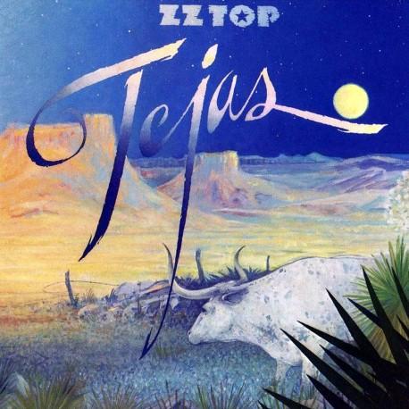 ZZ Top - Tejas - CD