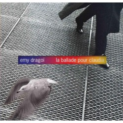 Emy Dragoi - La Ballade pour Claudia - CD Vinyl Replica