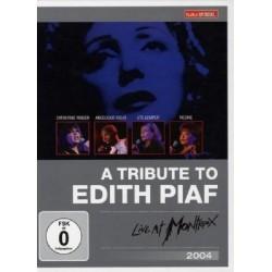 V/A - Edith Piaf (Tribute) - Live At Montreux 2004 - DVD Digipack
