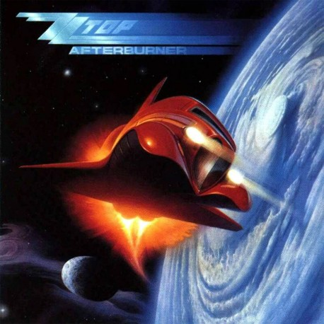 ZZ Top - Afterburner - CD
