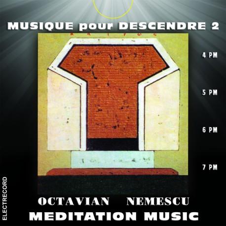 Octavian Nemescu - Musique pour descendre 2 - 4CD