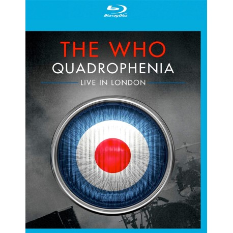 Who - Quadrophenia - Live In London - Blu-ray