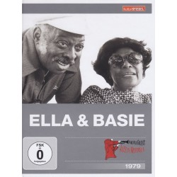 Ella Fitzgerald / Count Basie - Ella & Basie Live At Montreux 1979 - DVD Digipack