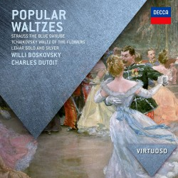 V/A - Popular Waltzes - CD