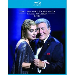 Tony Bennett & Lady Gaga - Cheek To Cheek - Live - Blu-ray