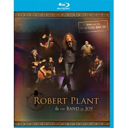 Robert Plant & The Band Of Joy - Live From The Artist's Den - Blu-ray