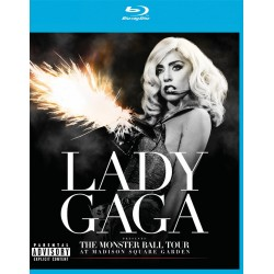 Lady Gaga - The Monster Ball Tour At Madison Square Garden - Blu-ray