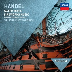 George Frideric Handel - Water Music / Fireworks Music - CD