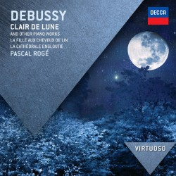 Claude Debussy - Clair De Lune & Other Piano Works - CD