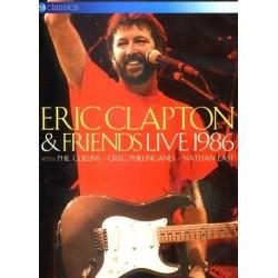 Eric Clapton & Friends - Live 1986 - DVD