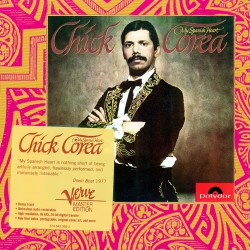 Chick Corea - My Spanish Heart - CD Digipack