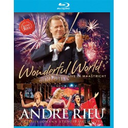 Andre Rieu - Wonderful World - Live In Maastricht - Blu-ray