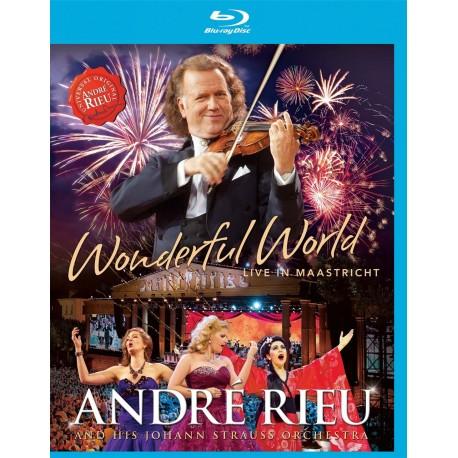 Andre Rieu - Wonderful World - Blu-ray