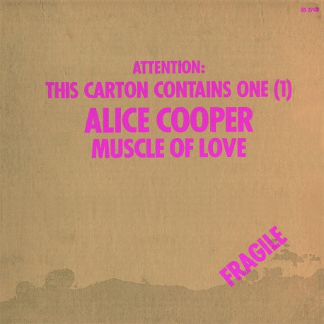 Alice Cooper - Muscle Of Love - CD
