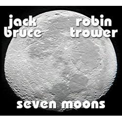 Jack Bruce & Robin Trower - Seven Moons - CD Digipack