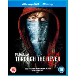 Metallica - Through The Never - 3D 2Blu-ray