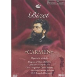 George Bizet - Carmen (Opera in 4 Acts) - DVD