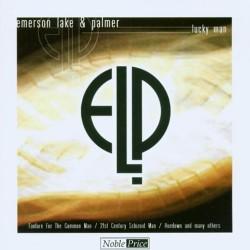 Emerson, Lake & Palmer - Lucky Man - CD