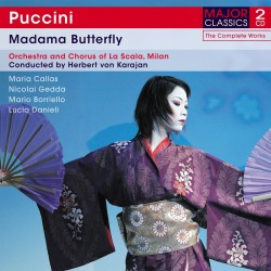Giacomo Puccini - Madama Butterfly - 2CD