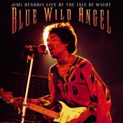 Jimi Hendrix - Blue Wild Angel - CD