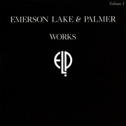 Emerson, Lake & Palmer - Works Volume 1 - 2CD Digipack