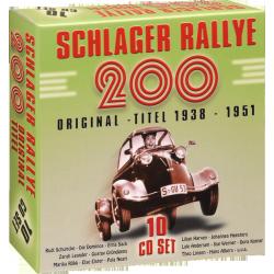 V/A - Schlager Rallye - Original - Titel 1938-1951 - 10CD